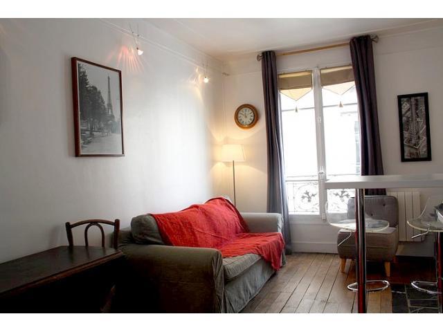 1 BR (29sqm), near Père Lachaise, Rue Popincourt, Paris 11th