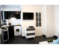 Studio in the Marais, Rue des Rosiers, Paris 4th, 3rd floor walk-up.