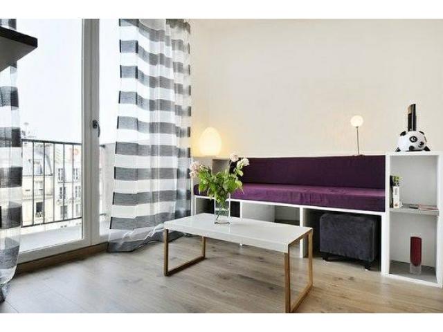 Lovely studio apartment EIFFEL TOWER