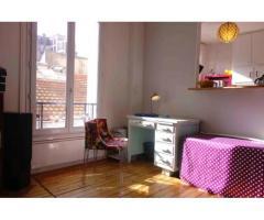 Apartment Paris Pere Lachaise (Paris 20)