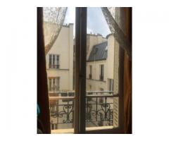 Short or long time rental, Paris 6th (rue Auguste Comte)