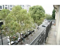 Avenue Friedland 2bed/2bath lux with balcony (Arc de Triumph Ave Friedland)