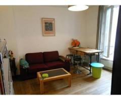 Paris good area  furnished apartment ! (Avenue Lénine 6)