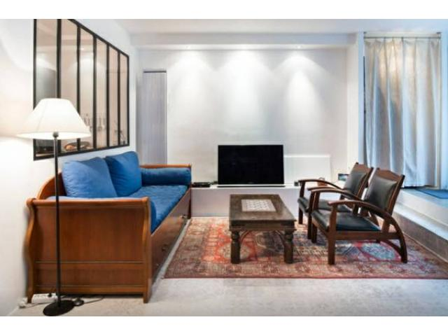 Clean, beautiful and cared for the family (60 Avenue Marceau)