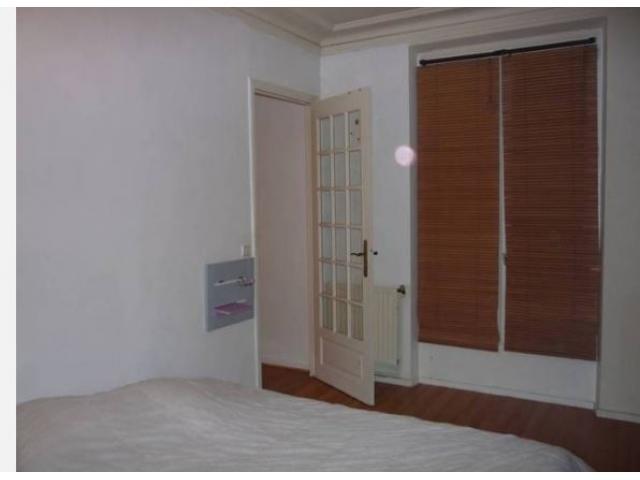 T2, 40 m², meublé, avenue Laumière Parc des Buttes Chaumont.