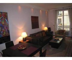 Beautiful, newly renovated, fully furnished, luxury apt  , Place Gambetta