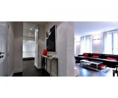 3 bedrooms + office  3 bathrooms avail NOW (Champs Elysees)