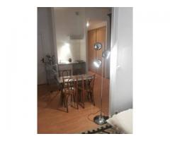 Large bright fully fitted studio flat 27m2 (Metro Marie d'Ivry)