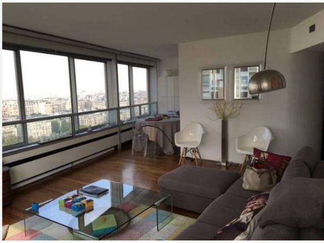 Magnifique appartement, situé dans une Tour